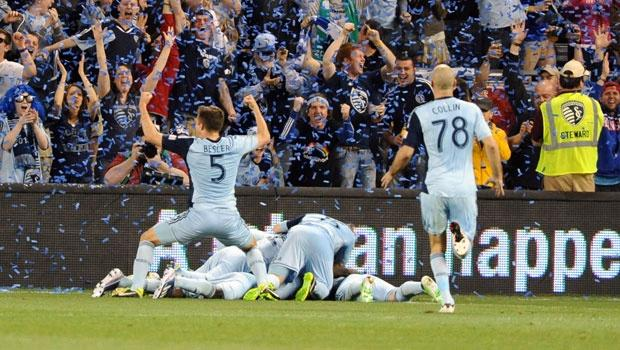 Late win gives Sporting Kansas City much-needed shot of momentum heading into 11-day break