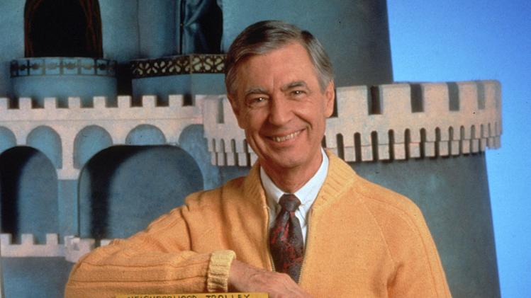 """Mister Rogers' Neighborhood"" Mister Rogers (Fred Rogers)"