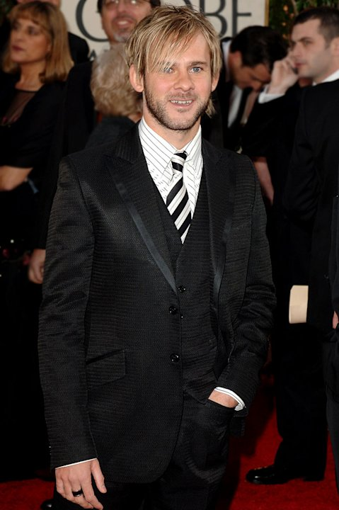 Dominic Monaghan at The 63rd Annual Golden Globe Awards.  January 16, 2006
