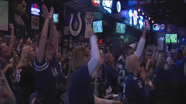 Ravens beat Colts 24-9, fans still proud