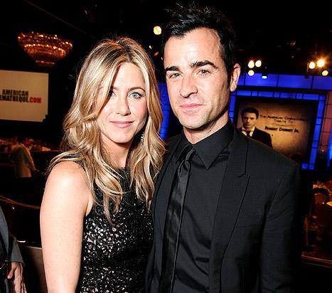 Jennifer Aniston, Justin Theroux Engaged!