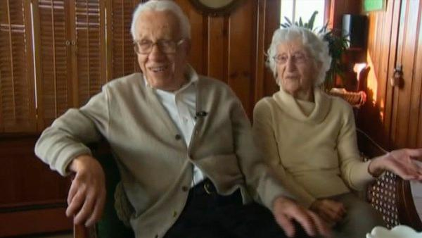 Conn. couple named 'longest married' in US