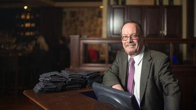 Tommy Jacomo Has Been Serving Presidents at the Palm for 43 Years