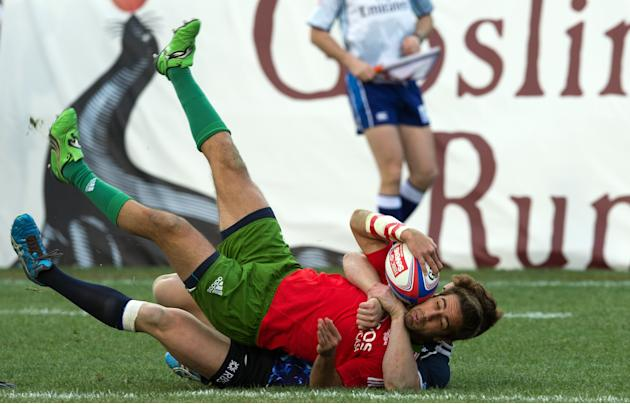 RUGBY-USA SEVENS-SCOTLAND-PORTUGAL
