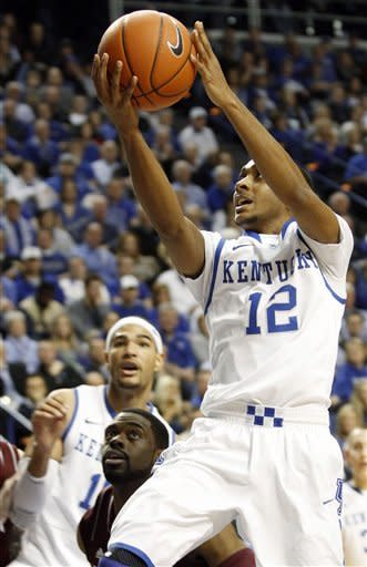 Kentucky runs away from Mississippi State, 85-55