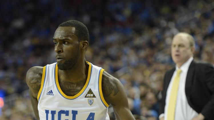 NCAA Basketball: Arizona at UCLA