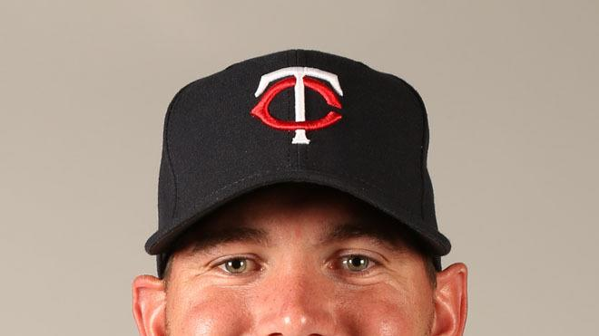 Mike Pelfrey Baseball Headshot Photo