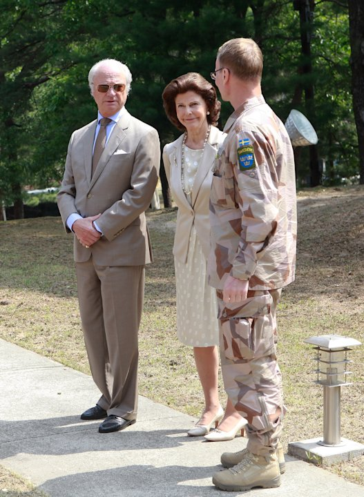 Swedish Royals Visit South Korea - Day 4