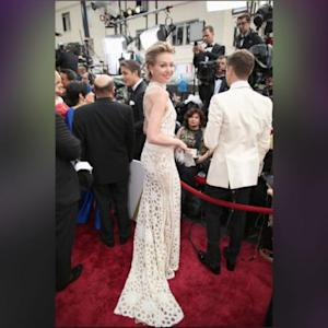 "Portia De Rossi Stuns At 2014 Oscars, Says Ellen DeGeneres Has Been ""Preparing Like Crazy"""
