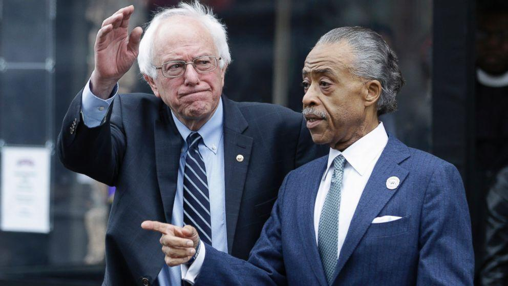 Bernie Sanders Looking Ahead to More Diverse Electorate