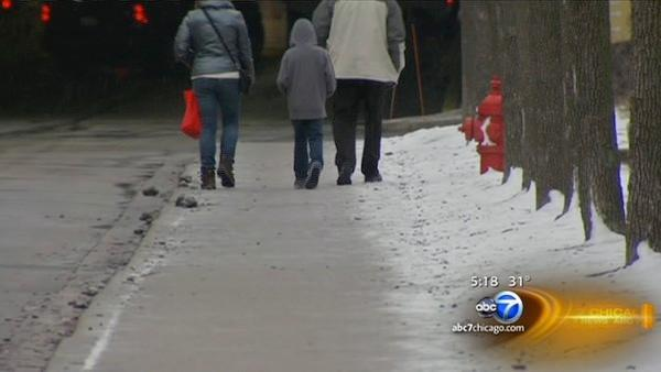 Chicago area braced for another winter blast