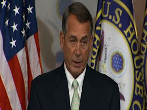 House Leaders Square Off on Iraq, Cantor