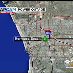 7K Without Power In Hermosa Beach Due To 'Animal In Equipment'