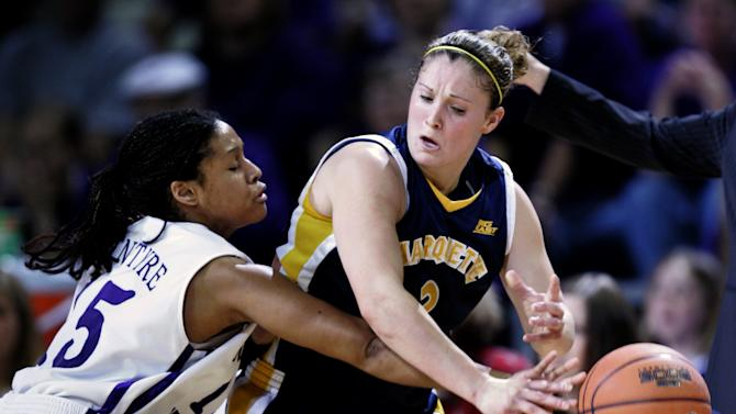 Kieger named Marquette women's basketball coach