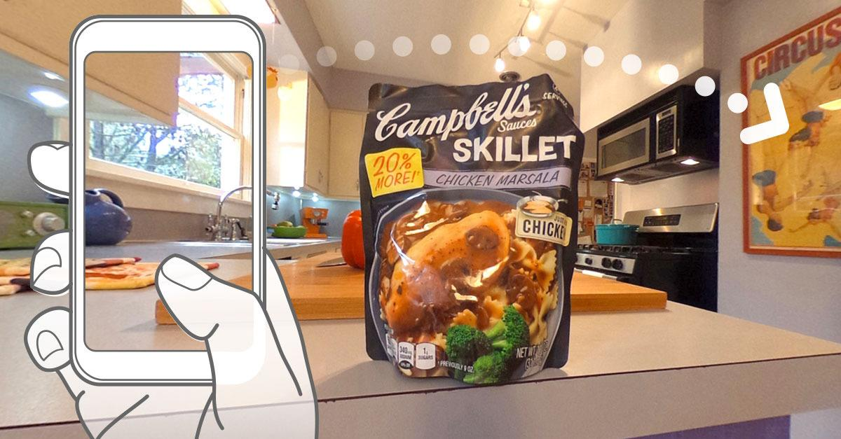 Come See What Campbell's Is Cooking