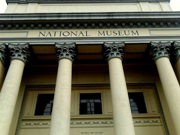 The National Museum. (Photo by Rene Borromeo)