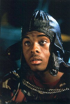 Kel Mitchell as Invisible Boy in Universal's Mystery Men
