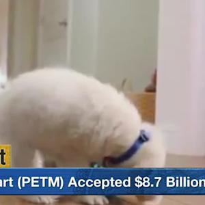 PetSmart Shares Climb After Accepting $8.7 Billion Buyout