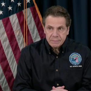 Cuomo: Winter Storm Not as Bad as Expected