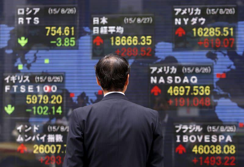 Asia extends stocks rally as upbeat U.S. GDP calms nerves