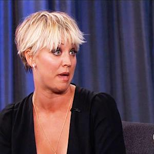 Cuoco's Candid Comments on Nude Photo Leak