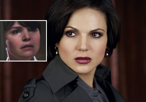 Exclusive Once Upon a Time Video: Regina's Revelation Leaves Mary Margaret Speechless