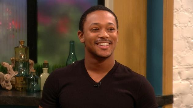 Romeo visits Access Hollywood Live on June 29, 2012 -- Access Hollywood