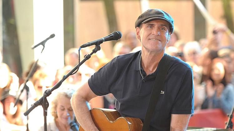 James Taylor Today Show