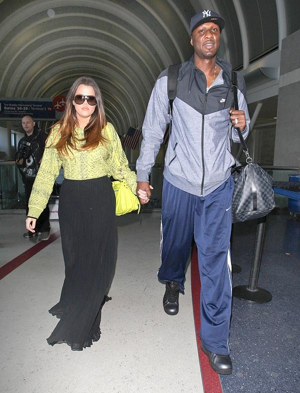 Lamar Odom Dissed By Dallas Mavericks Because Of Khloe Kardashian