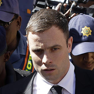 Pistorius Starts Serving 5-year Prison Term