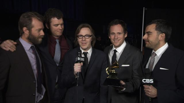 Steep Canyon Rangers - Backstage Thank You