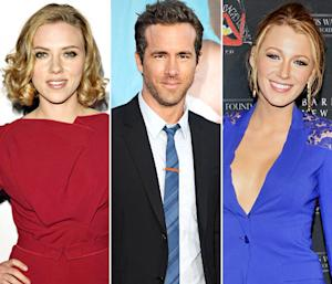 Safe House's Ryan Reynolds: Which Was His Hottest Romance?