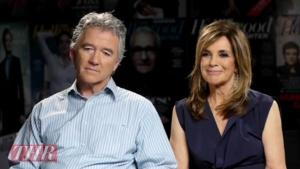 'Dallas' Finale: Patrick Duffy, Linda Gray Talk Cliffhangers, Avoiding Spoilers and Peace in the Ewing Family (Video)