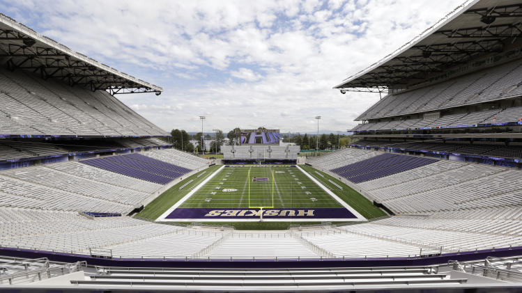 Renovated Husky Stadium ready for debut