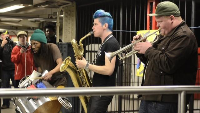 Street Musician: My Music Has Saved People's Lives