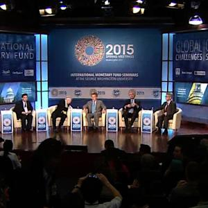 Panel Discussion: The Elusive Pursuit of Inflation