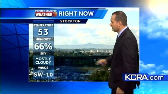 Northern California Forecast 12.12.12 PM