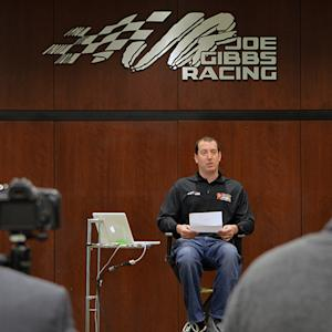 Busch: No timetable for return