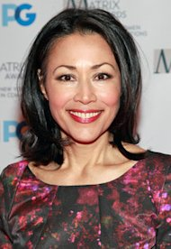Ann Curry | Photo Credits: Charles Eshelman/FilmMagic