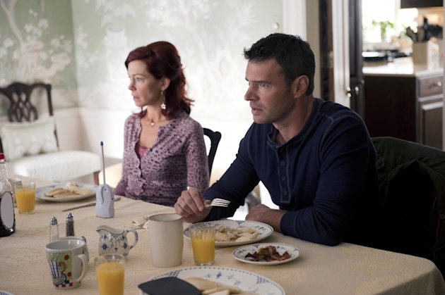 Carrie Preston and Scott  …