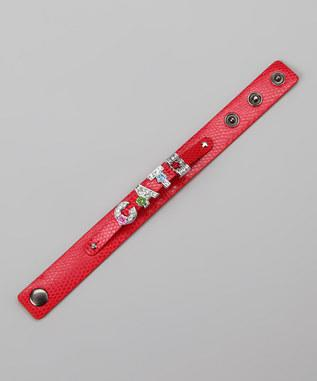Personalized Snap-On Bracelets