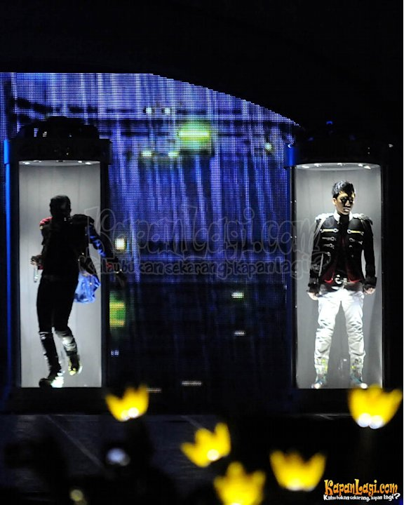 Konser Big Bang Alive Tour di Jakarta