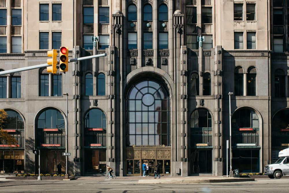 Detroit's Art Deco Masterpiece, Like Its City, Is Poised for Reinvention