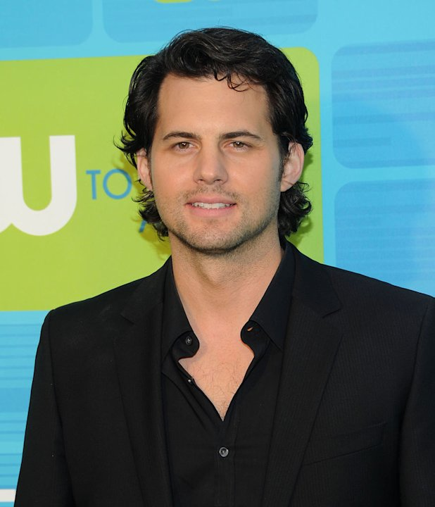 "Kristoffer Polaha (""Life Unexpected"") attends the 2010 The CW Upfront at Madison Square Garden on May 20, 2010 in New York City."