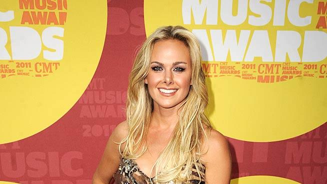 Laura Bell Bundy CMT Awards