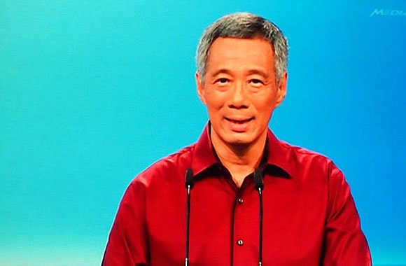 PM Lee warns of tensions between S'poreans and foreigners.