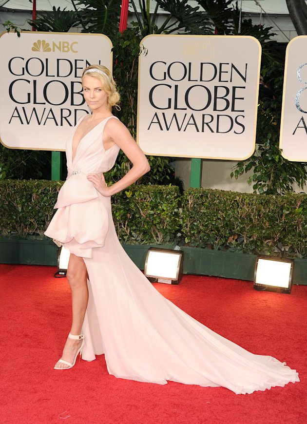 2012 GOLDEN GLOBES AWARDS