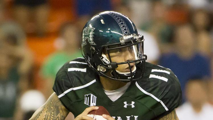 Ross helps No. 25 Washington edge Hawaii 17-16