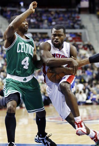 Pistons rout Celtics 103-88 after London trip