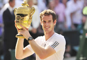 Andy Murray | Photo Credits: Glyn Kirk/AFP/Getty Images